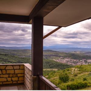 панорама от тераса