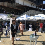 сватба на лятна тераса