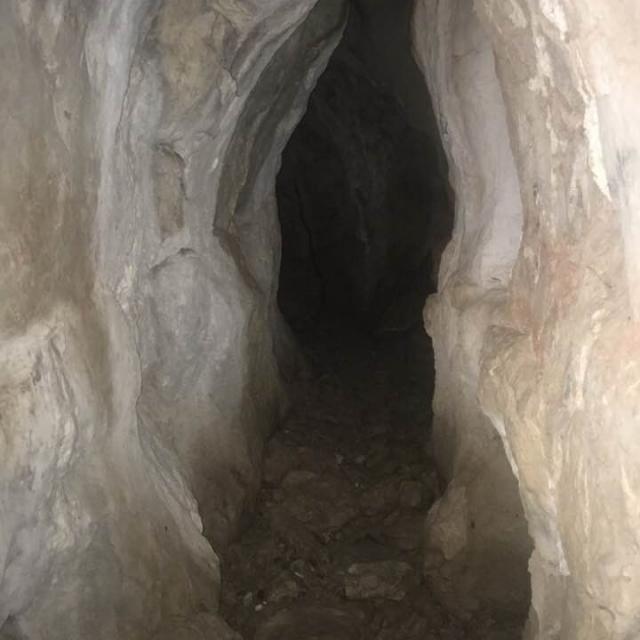 Пещера КАЛУГЕРСКА ДУПКА вход